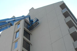 Stucco/EIFS Restoration